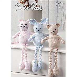Peter Pan P1309 Cat, Rabbit and Bear