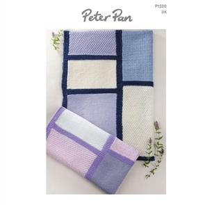 Peter Pan  1320 - Patch Blanket