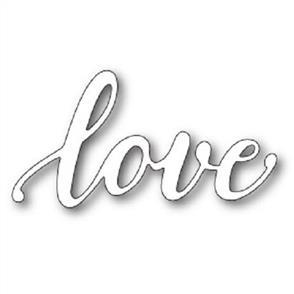 Poppystamps  Die - Big Luxe Love