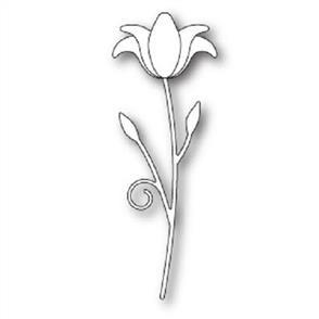 Poppystamps  Die - Tender Tulip