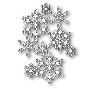 Poppystamps  Die - Snowflake Screen