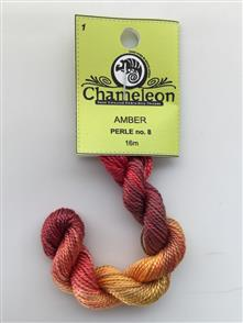 Chameleon Cotton Pearl 8