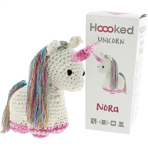 Hoooked  Unicorn Nora Yarn Kit - Off White