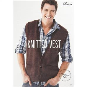 Panda  601 Knitted Vest