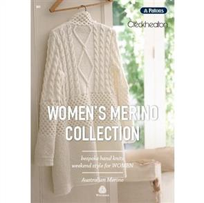 Patons Knitting Book: Women's Merino Collection