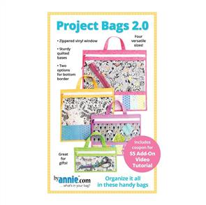 ByAnnie Pattern - Project Bags 2.0