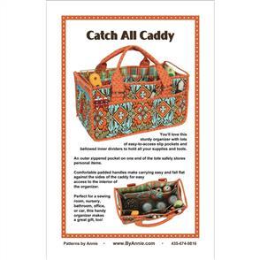 ByAnnie  By Annie Patterns - Catch All Caddy