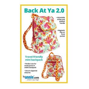 ByAnnie  byannie Sewing Pattern - Back At Ya 2.0