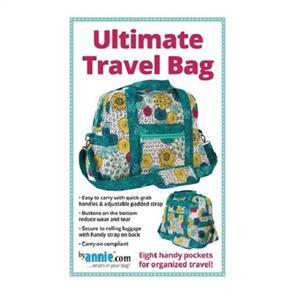 ByAnnie  byannie Sewing Pattern - Ultimate Travel Bag