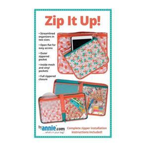 ByAnnie byannie Sewing Pattern - Zip it up!