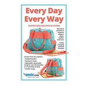 ByAnnie  byannie Sewing Pattern - Every Day Every Way