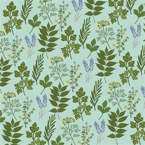 Prairie Sisters  Fabric - Alice Mint