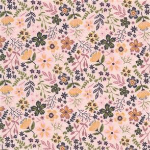 Poppie Cotton  Gingham Farmhouse - 19117 Lavender