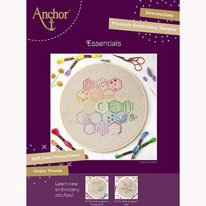 Anchor Essentials Kit: Freestyle Honeycomb Intermediate