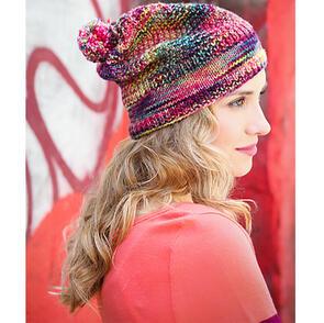 Malabrigo Perry - Textured Hat