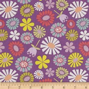 MISC  Pippet Moesby - Floral Purple