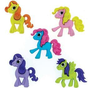 Dress It Up  Embellishments - Pony Parade