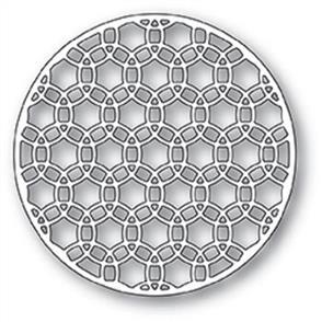 Poppystamps  Die - Woven Circle Ring