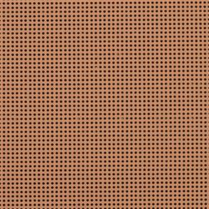 Mill Hill  Painted Perforated Paper - Terra Cotta (14 Count)