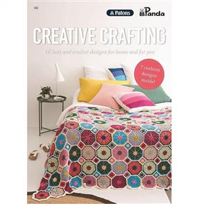 Patons Panda 362: Creative Crafting