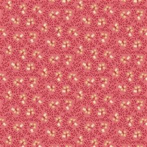 Andover Fabric  Pink Tiny Tulips - 5673