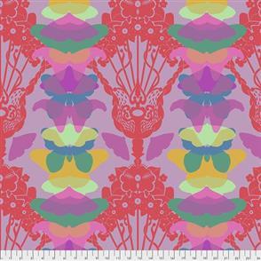 Free Spirit Anna Maria Horner Fabric - Ghost Nouveau Lilac