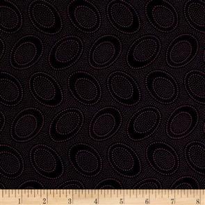 Free Spirit Kaffe Fassett Fabric - Aboriginal Dot Orchid