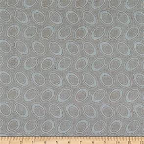 Free Spirit Kaffe Fassett Fabric - Aboriginal Dot Stone
