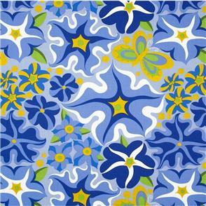 Free Spirit  - Wild Child - 046 Blue