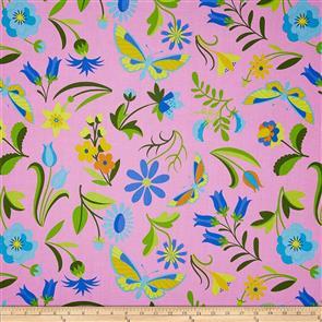 Free Spirit  - Sweet Lady Jane - 055 Pink
