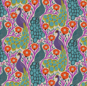 Free Spirit Homeward by Monika Fosberg for Anna Maria's Conservatory - PWMF012 -