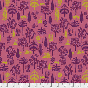 Free Spirit  - Conservatory - Woodland Walk Collection by Nathalie Lete - PWNL019
