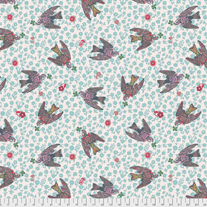 Free Spirit  - Conservatory - Woodland Walk Collection by Nathalie Lete - PWNL020