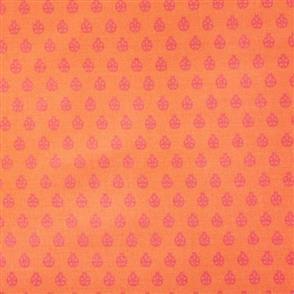 Free Spirit Tula Pink - True Colors - Lady Bug Nectarine