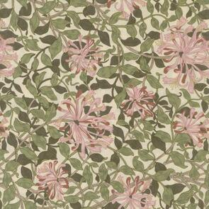Free Spirit  - Fabric - Granada by Morris & Co - Green - PWWM057