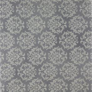 Quiltgate  Floral Damask - 230017 Grey
