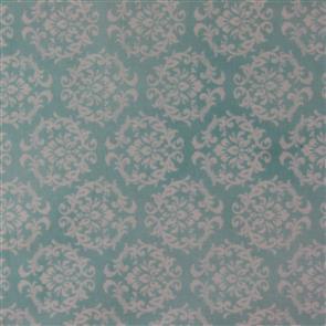 Quiltgate  Floral Damask - 230017 Mint