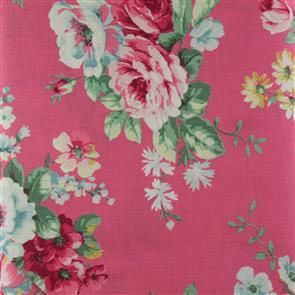Quiltgate  Large Floral - 230011 Pink