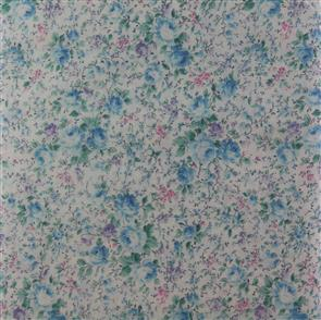 Quiltgate  Painted Florals - 230014 Blue