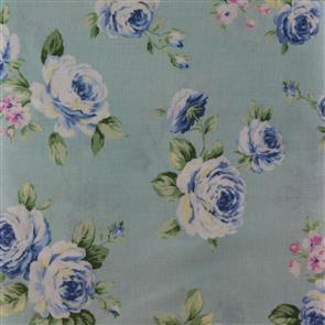 Quiltgate  Roses - 230013 Blue