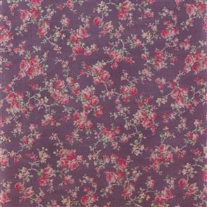 Quiltgate  Rose Garden - 220017 Mauve