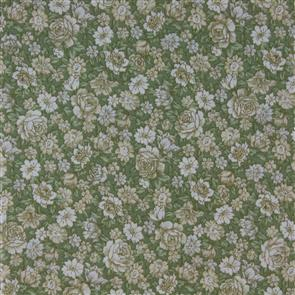 Quiltgate  Spring Florals - 218015 Green