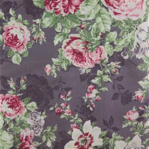 Quiltgate  Tea House Floral - 220011 Mauve