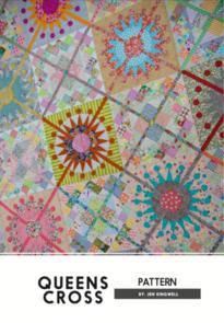 Jen Kingwell  Queens Cross Pattern (Pattern Only)