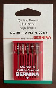 Bernina  Quilting Needle 130/705 H-Q