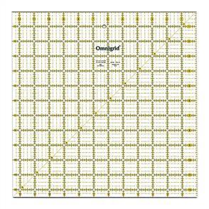 """Omnigrid Quilter's Square 12.5"""""""