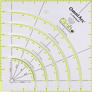 "Omnigrid OmniArc Non-Slip Circle Cutter 8""X8"""