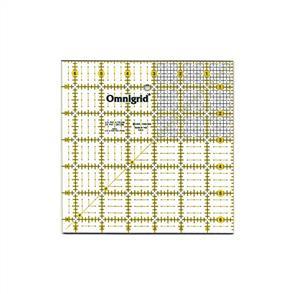 """Omnigrid Quilter's Square 6.5"""""""