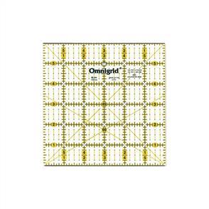 """Omnigrid Quilter's Square 6"""" X 6"""""""