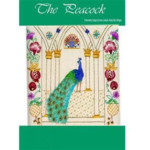 Rajmahal The Peacock Embroidery Kit